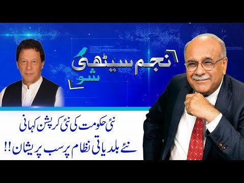 Najam Sethi Show   23 April 2019   24 News HD