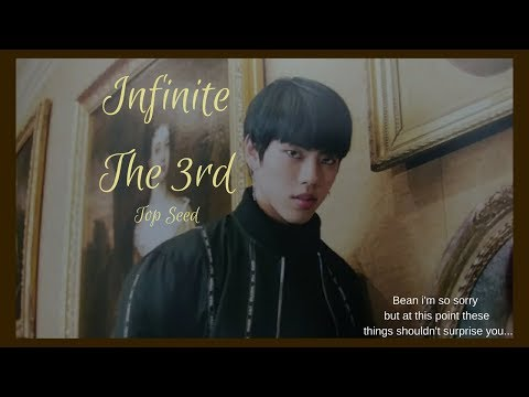 Infinite - Top Seed The 3rd --  인피니트 정규앨범 3집 - TOP SEED