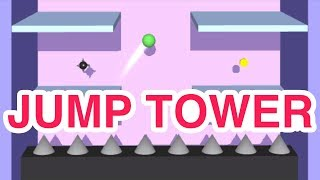 How To Make A 3D Game - Jump Tower
