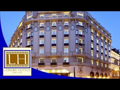 Luxury Hotels - El Palace - Barcelona