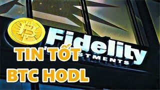 🔴 684 - Đầu Tư Bitcoin Cần Xem - Fidelity BTC $1 Triệu