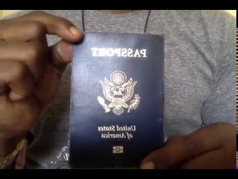 (Pt.1) How To Obtain A Passport WITHOUT Use Of SSN# (Social Security Number)