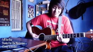 Fall Out Boy - Thanks For The Memories (Cover Acoustic)