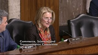 Capito Questions Elaine Chao During Commerce Committee Confirmation Hearing