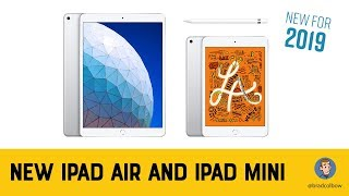 Apple Announced 2 New iPads. But Why?