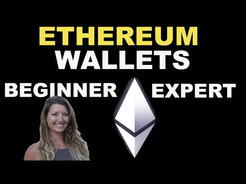 Ethereum Wallets For Beginners AND Experts