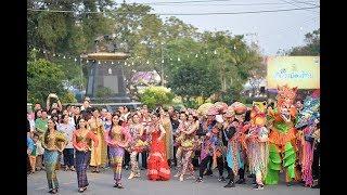 THAILAND TOURISM FESTIVAL 2018 LUMPINI PARK. BANGKOK, THAILAND