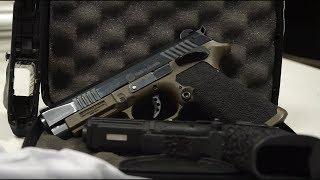 [Перезалив] Grand Power K100. Тактический тюнинг боевого пистолета в РФ.
