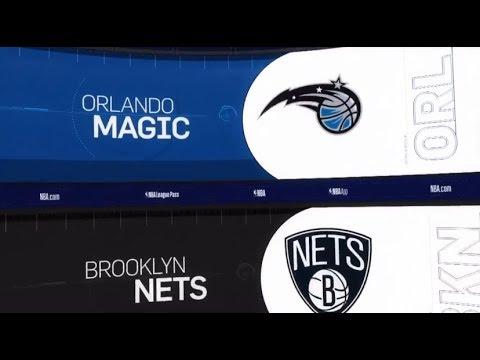 Orlando Magic vs Brooklyn Nets Game Recap | 1/23/19 | NBA