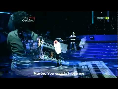 [ENG Sub] Lee Seung Chul - Fate & Can You Hear Me Now (Ochest.Rock.5 / KPOP)