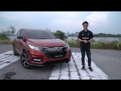 Machi新车介绍:Honda HR-V RS 小改款(4)