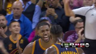 RIDICULOUS Plays from the Cavs-Celtics Regular Season Matchups