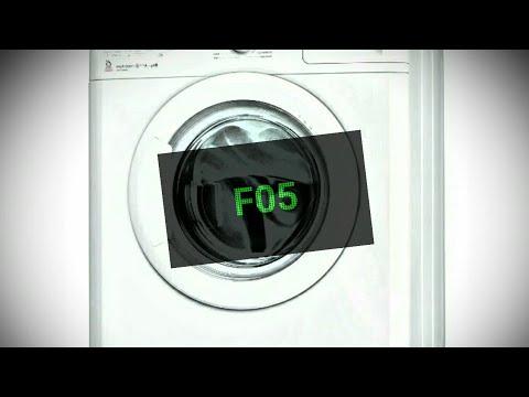 Code Panne F05 Lave Linge Whirlpool Washing Machine Whirlpool F05