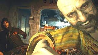 Resident Evil 7 (PS4 1080p 60fps) - Walkthrough Part 3 - Jack Baker Boss Fight (All Collectibles)