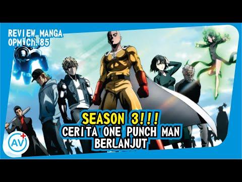 Season 3 One Punch Man Cerita Si Botak Saitama Berlanjut Review Opm Manga Ch 85 Youtube
