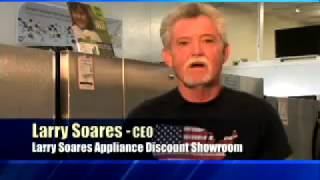Appliance Showroom's First Commercial