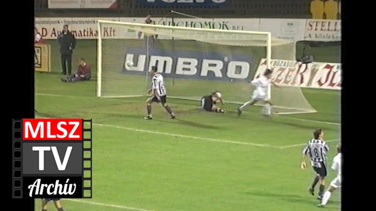 Újpest-MTK | 1-4 | 2000. 10. 02 | MLSZ TV Archív