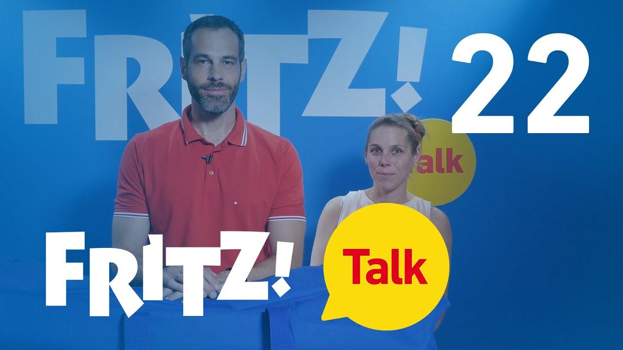 Smart Home im Sommer — die besten Lösungen für heiße Tage | FRITZ! Talk 22