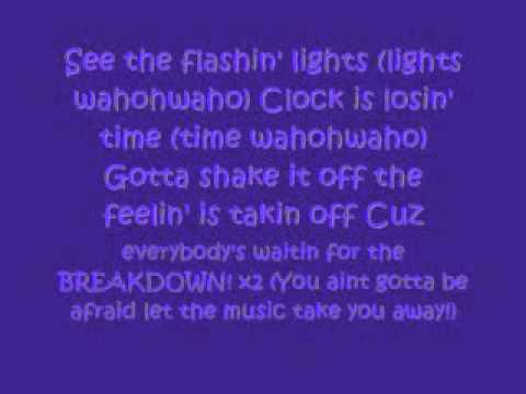 Group 1 Crew - Breakdown Lyrics