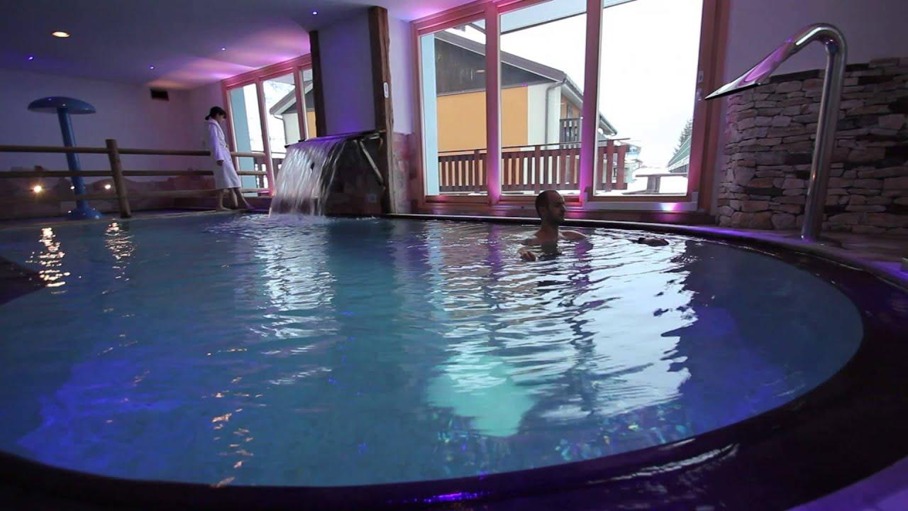 Hotel Residence Dah Centro Benessere E Piscina Youtube