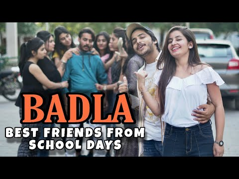 BADLA | Best Friends From School Days - Part 2 - Latest Comedy Video | This Is Sumesh