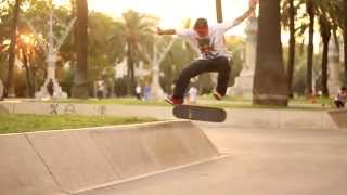 Gustavo Malagoli KEEP HUSTLIN Crystalgrip video part