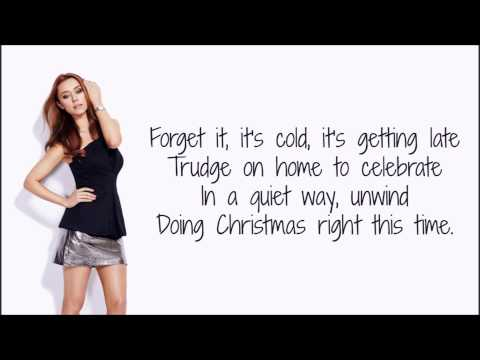 The Saturdays - Christmas Wrapping Lyrics