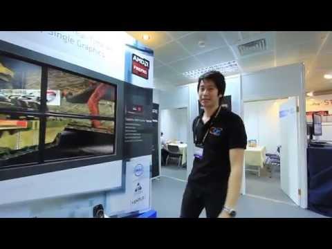 Computex 2014 : SAPPHIRE AMD FirePro W9100/AMD FirePro S10000