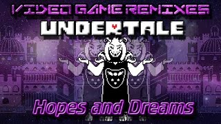 Undertale - Hopes and Dreams (Remix feat. Jenny)