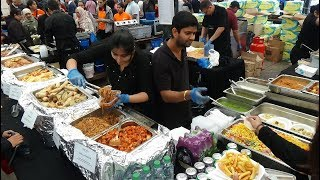 Pav Bhaji, Pani Puri, Coconut Water + Lots More Indian Street Food by Mirch Masala at Leicester Mela