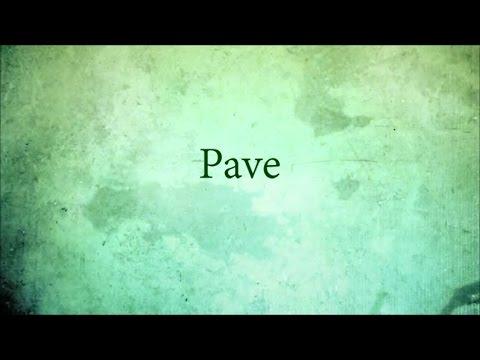 Britt Nicole - Pave (Lyric Video)