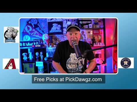 Houston Astros vs Arizona Diamondbacks Free Pick 9/19/20 MLB Pick and Prediction MLB Tips