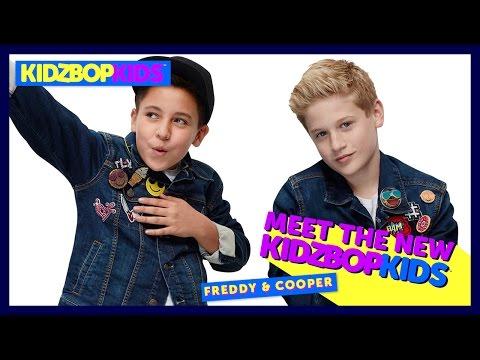 Meet The New KIDZ BOP Kids - Freddy & Cooper