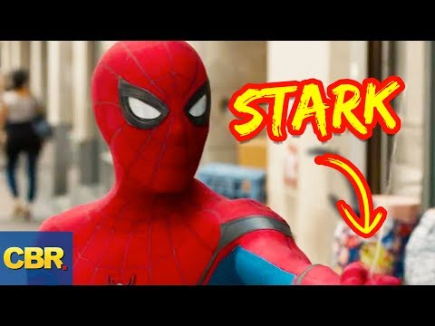 Thumbnail: 10 Easter Eggs That Make You LOVE Spiderman Even More