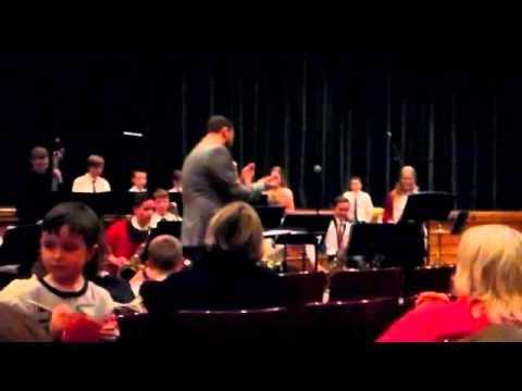 East Aurora Middle School Jazz Band   - December 10, 2015