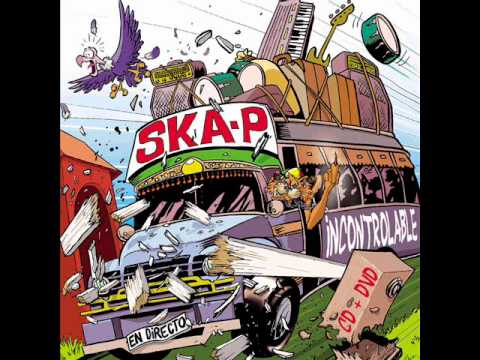 Ska-P - Intifada (Live) Incontrolable