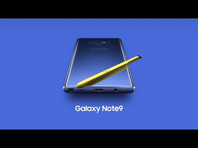 Galaxy Note9, Gear IconX Hediyesiyle Şimdi Ön Satışta