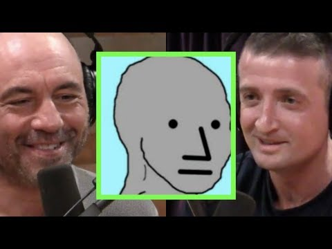 Joe Rogan - Michael Malice Explains the NPC Meme