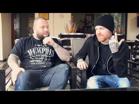 Interview with Matty Mullins of MEMPHIS MAY FIRE in South Africa