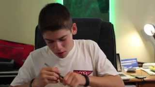 the latest 7e7f3 9984f NIKE KOBE 10 ELITE LOW  quot MAMBACURIAL quot  UNBOXING