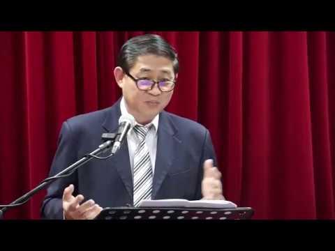 Babes in Christ,Grow Up Elder Jeffrey Foo , Melaka BP , 25 2 2018