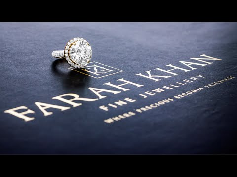 Farah Khan Fine Jewellery - A 20 year Romance with exquisite gemstones