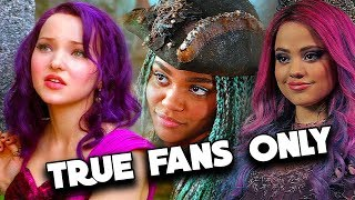 Gambar cover Only True Fans Can Guess The Song From Descendants 1, 2 & 3