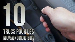 10 trucs pour les nouveaux conducteurs