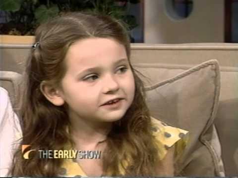 Abigail Breslin  age 6  2002