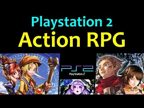 10 Awesome PS2 Action RPG Games 😍 Video 1 ... (Gameplay)