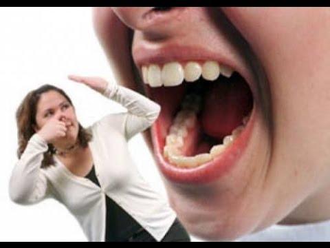 как убрать запах изо рта после курения