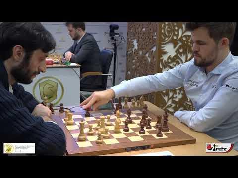 Magnus Carlsen's killer