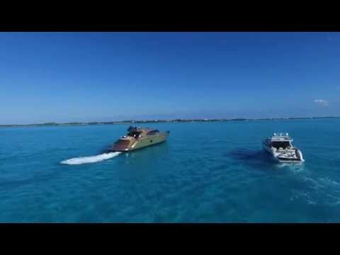 Yachting in the Bahamas (exuma) January 2016