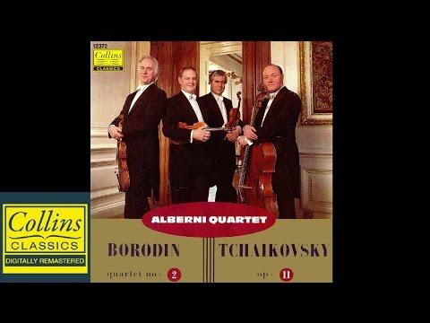 (FULL ALBUM) Borodin String Quartet No.2 and Tchaikovsky String Quartet No.1